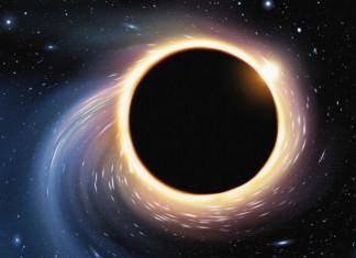 Около Земли обнаружили черную дыру