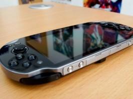 PS Vita последняя портативная консоль от Sony