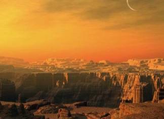 На Марсе обнаружили зачатки жизни