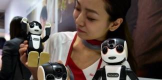 RoboHon: необычный робот от Sharp