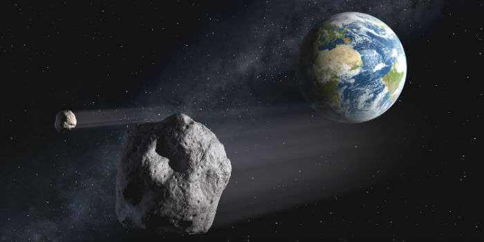 В NASA предупредили об огромном астероиде, который приближается к Земле