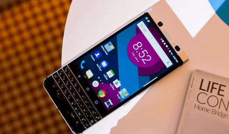 BlackBerry Mercury будет скоро презентован покупателям