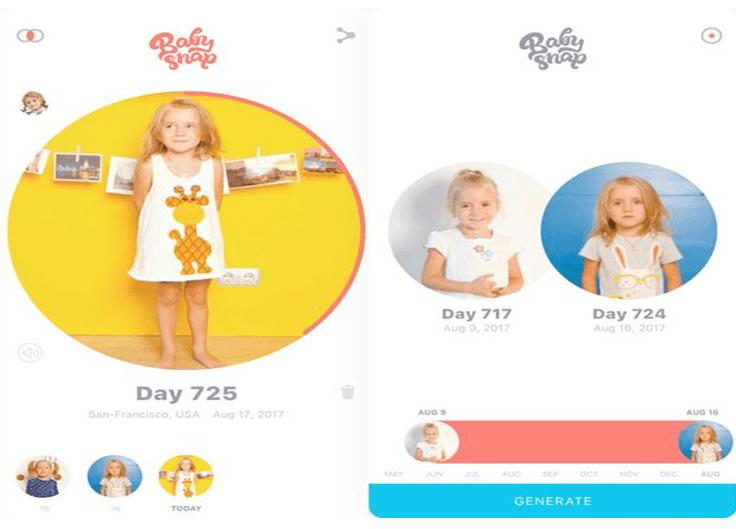 У поколения Snapchat уже есть специальное приложение для детей