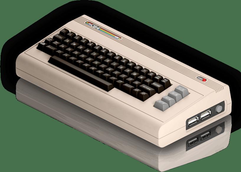 Мини-версия Commodore 64 поступит в продажу в 2018 году