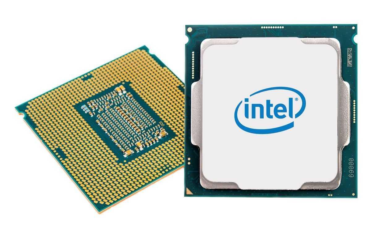Intel чипы представила Core восьмого поколения