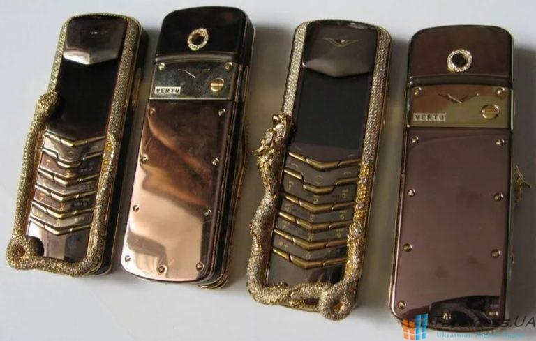 Самые дорогие мобильные телефоны. Топ 10