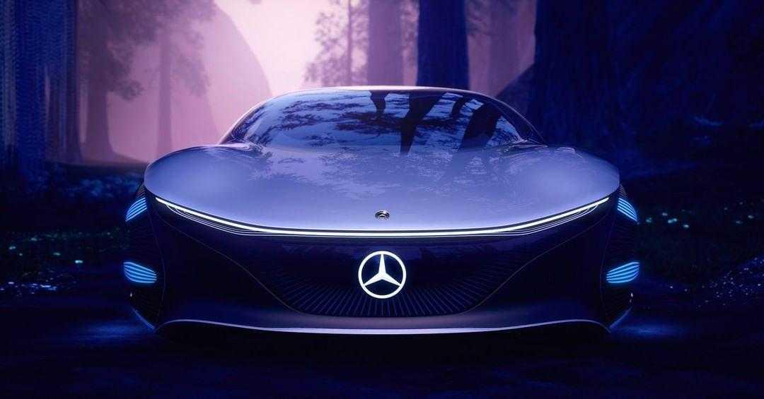 Mercedes-Benz Avatar Concept Car Mercedes-Benz представил концепт-кар в