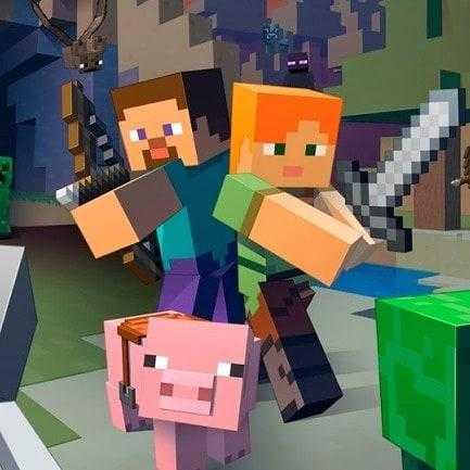 Minecraft возглавляет список самых продаваемых IP-адресов десятилетия в Великобритании