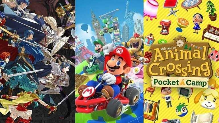 Nintendo уже превысила миллиард долларов прибыли на свои мобильные игры