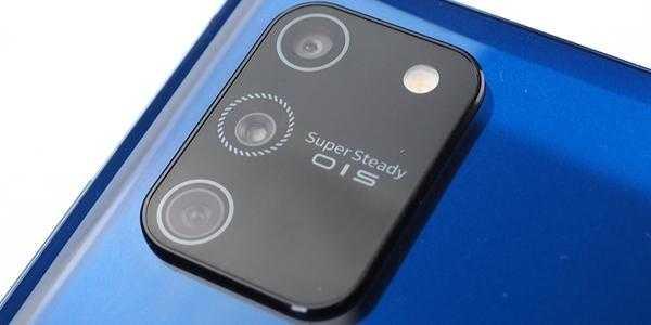 Как сфотографировать Samsung Galaxy S10 Lite