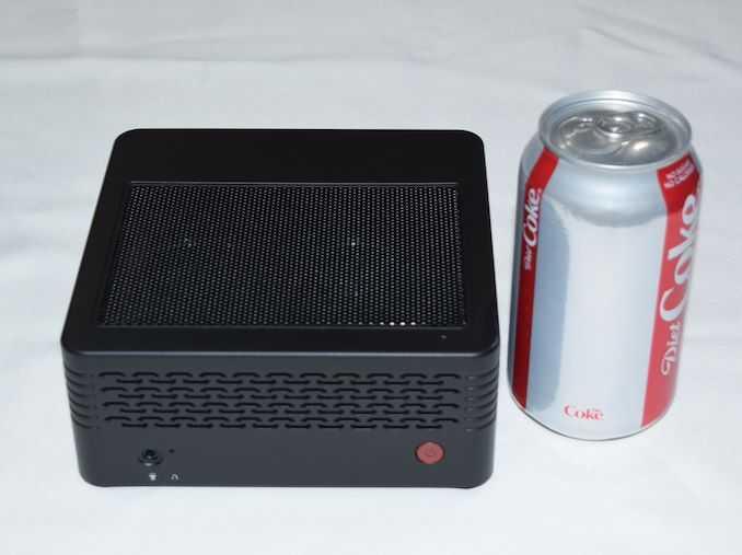 65 Вт ЦП и 75 Вт графический процессор в компактном мини-ПК