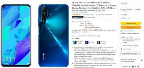 Huawei Nova 5T менее чем за 1100 злотых - очень лакомый кусочек для любителей мобильной фотографии