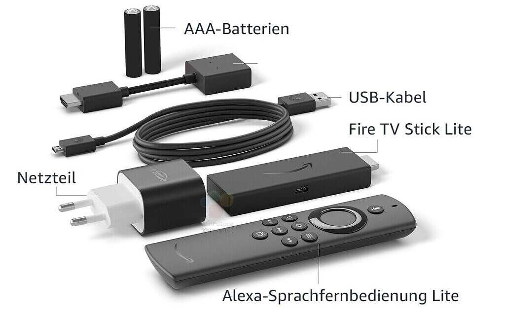 Amazon Fire TV Stick Lite - дешевый ключ для потокового ТВ
