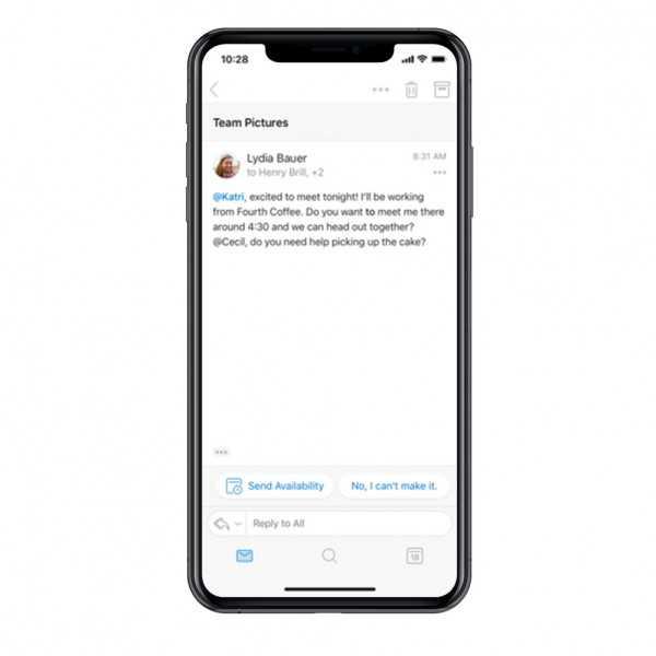 Microsoft анонсирует новый голосовой помощник для Outlook и добавляет новые функции в приложение электронной почты
