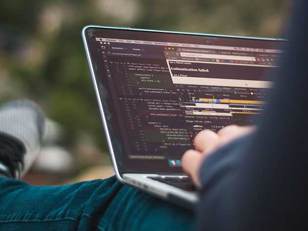 Начните разработку программного обеспечения с 41 часом обучения за 39 долларов США