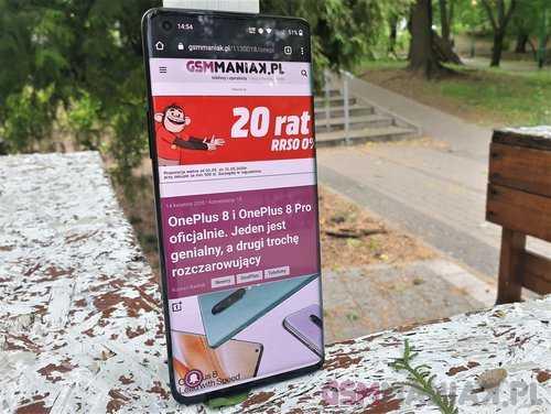 OnePlus 8 Pro / фото. gsmManiaK