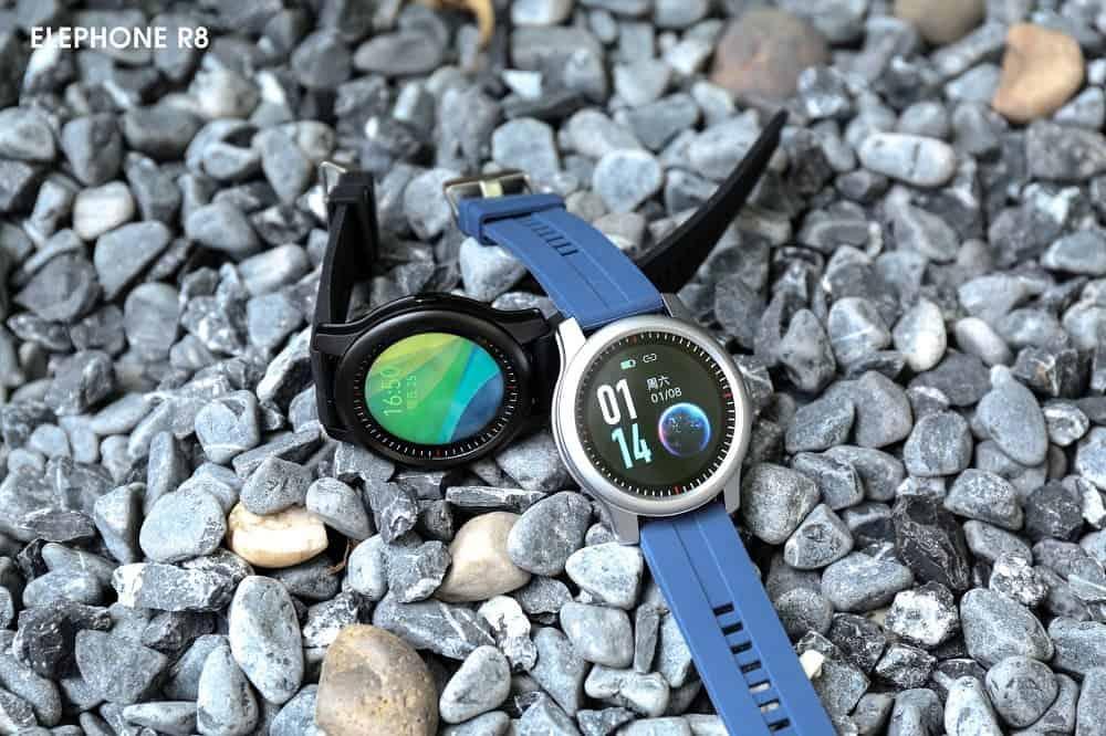 Получите умные часы ELEPHONE R8 со скидкой до 39,99 долларов США