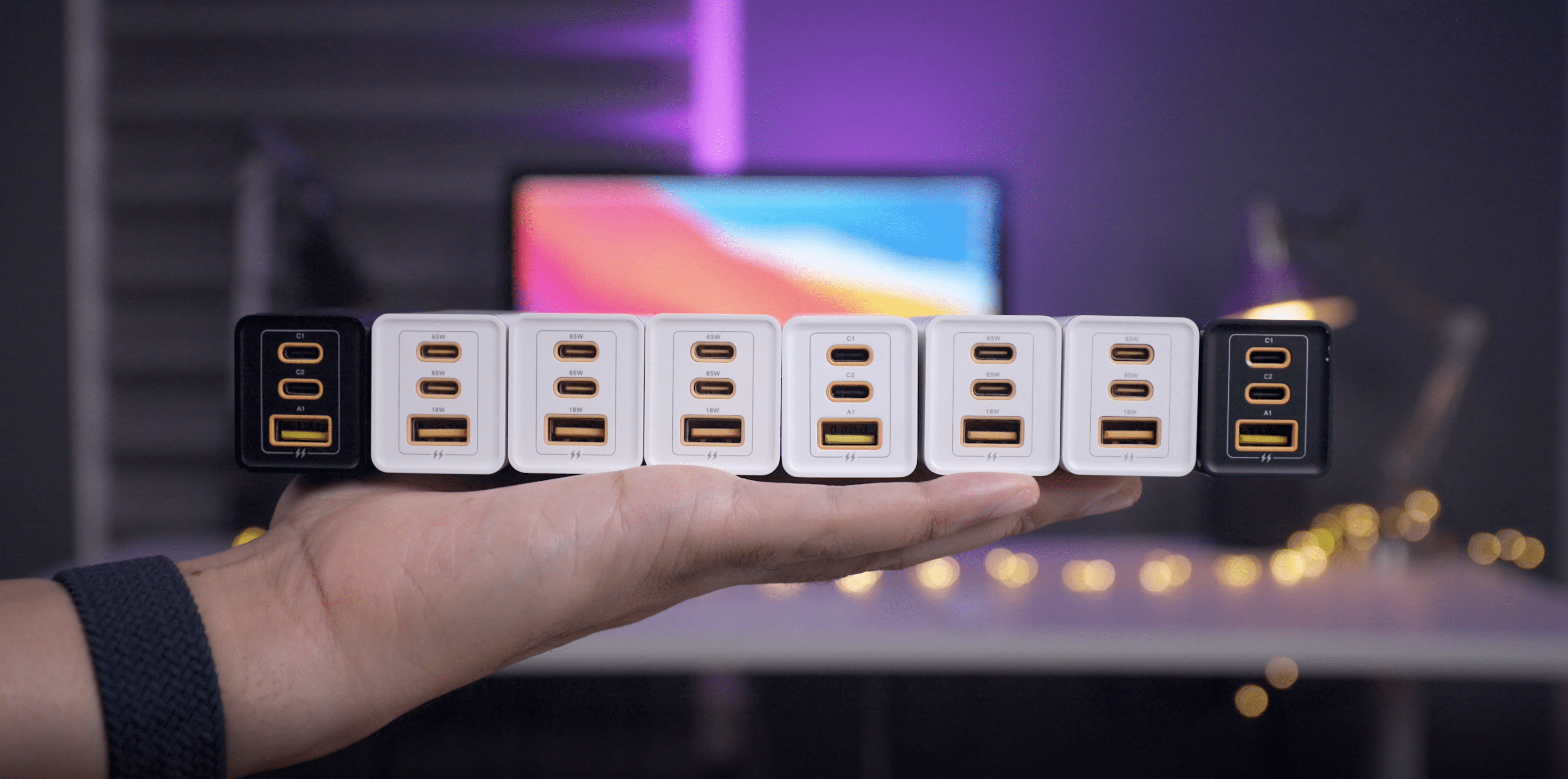 Практическое руководство со стекируемым зарядным устройством Hyper GaN USB-C [Video]