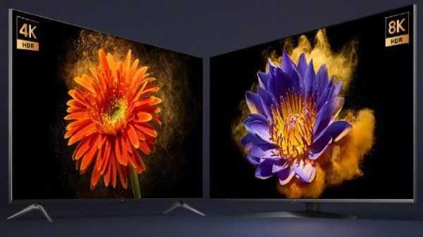 Выпущен 82-дюймовый 8K OLED Mi TV Lux Ultra с HDMI 2.1
