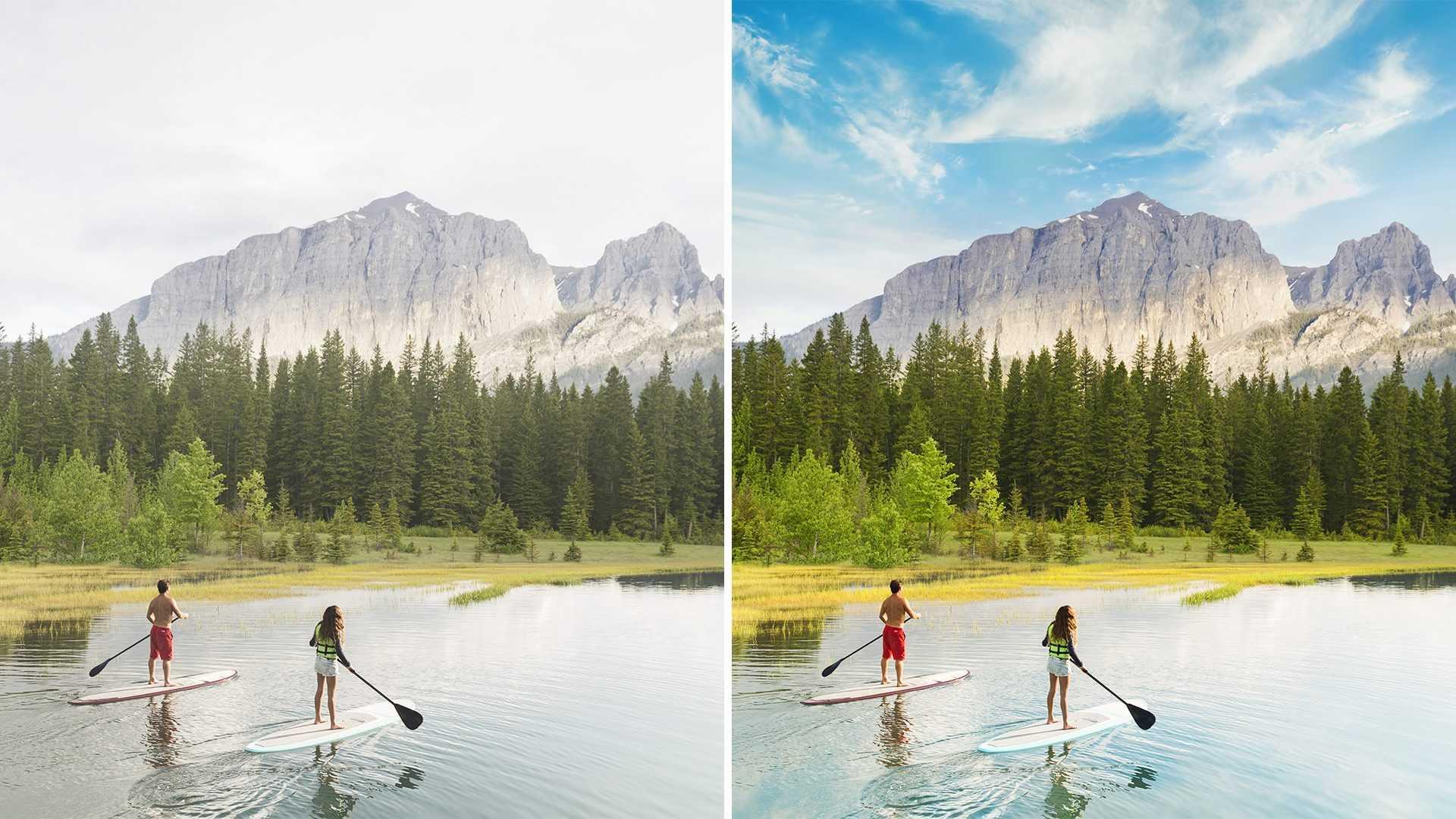 Adobe Photoshop и Premiere Elements 2021 предоставляют новые инструменты для публикации и простые эффекты