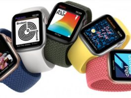 Apple Watch SE / фот. producenta