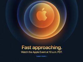 Блог Apple 2020 Fall iPhone Event в прямом эфире 10:00 по тихоокеанскому времени (17:00 UTC)