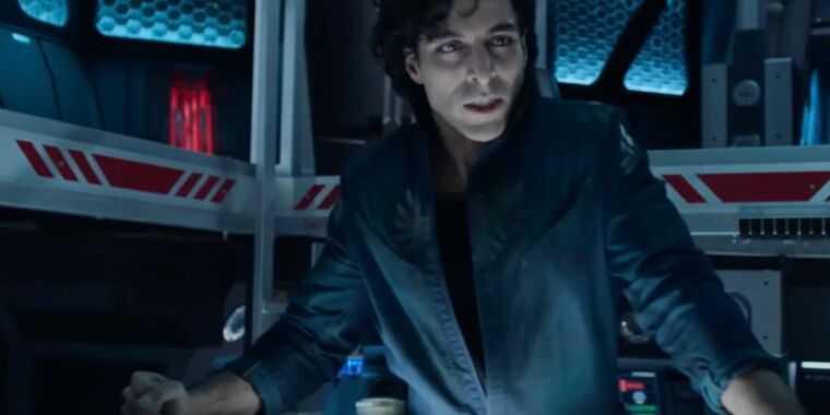 Будущее пояса началось в первом трейлере The Expanse S5