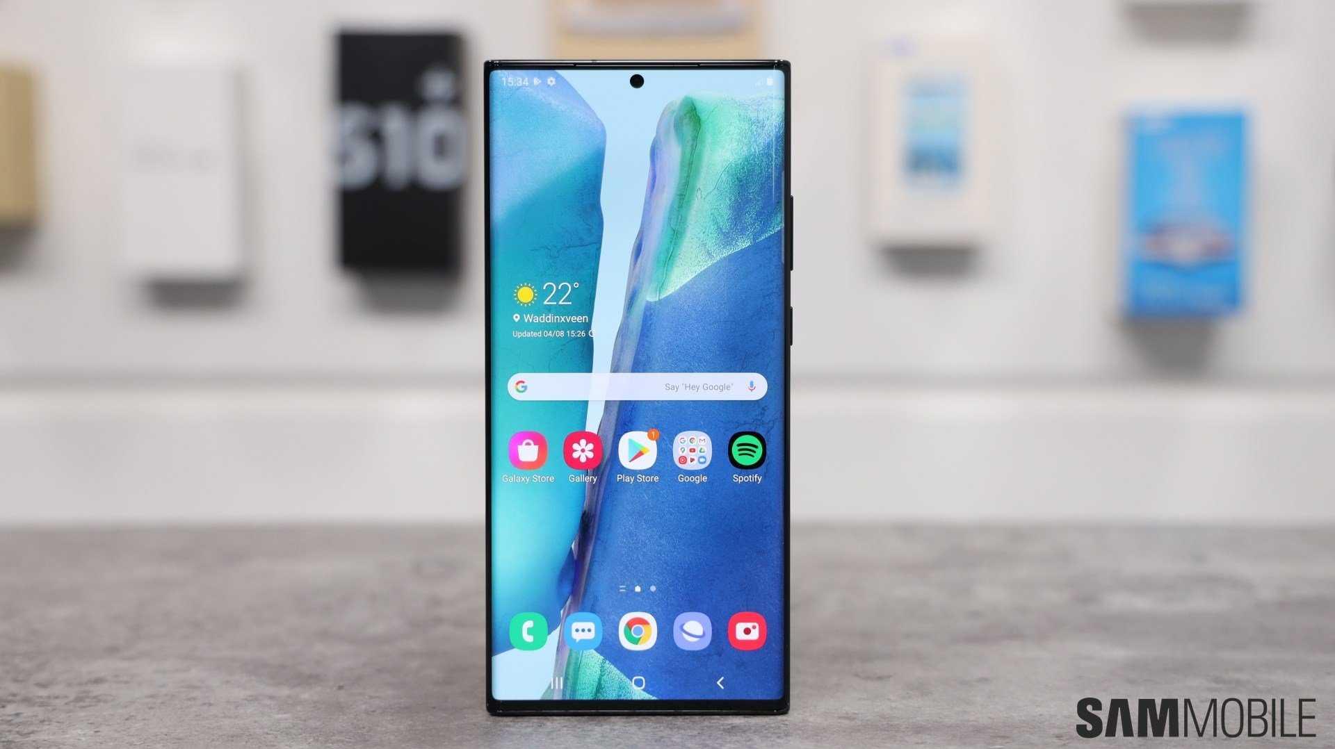 Что такое One UI Home: объяснение пусковой установки Samsung