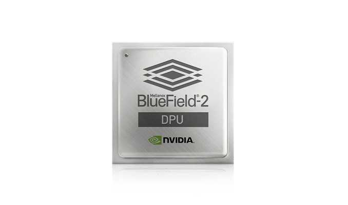 DPU NVIDIA BlueField-2 поступят в продажу в 2021 году, а планы BlueField-3 и 4 - к 2023 году