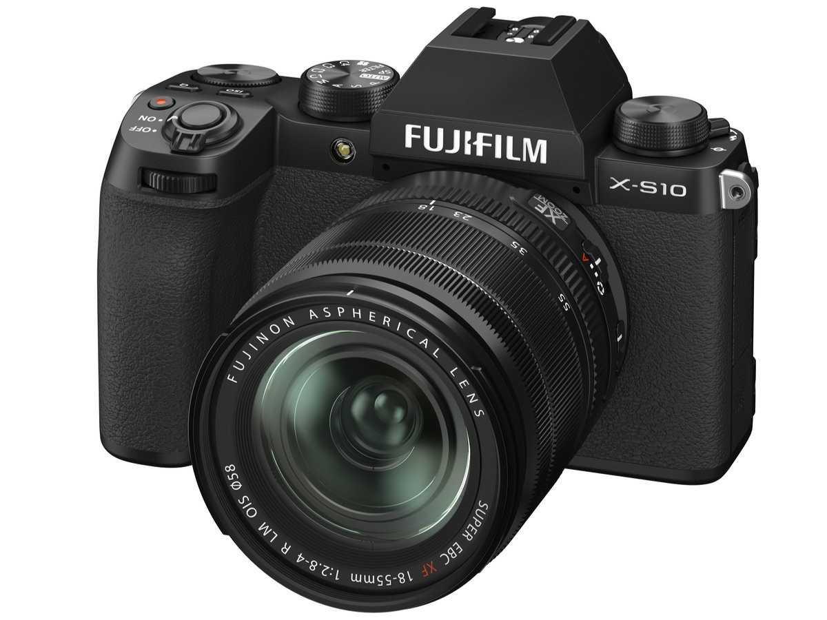 Fujifilm запускает камеру X-S10 со встроенной стабилизацией за 1000 долларов