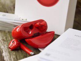 Huawei FreeBuds 3: красный - лучший? / фото: techManiaK
