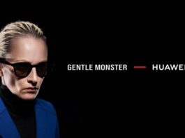 Huawei x Gentle Monster Eyewear 2 запущен в Сингапуре