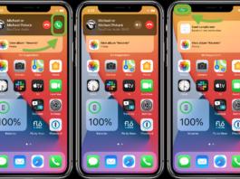 Как использовать интерфейс компактных вызовов iPhone iOS 14, пошаговое руководство 1