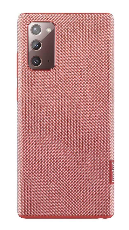 Официальный чехол для Galaxy Note 20 Kvadrat