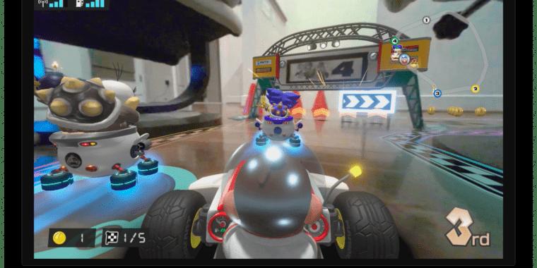 Mario Kart Live - это забавный повод для гонок по дому, хотя и с изъяном.