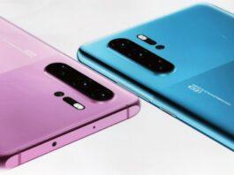 Начался набор бета-версии Huawei P30 и P30 Pro EMUI 11