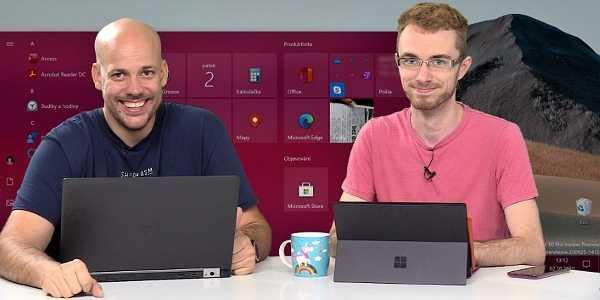 Новый Google, новая Windows 10 и VDSL в Чехии - MobilMania.cz