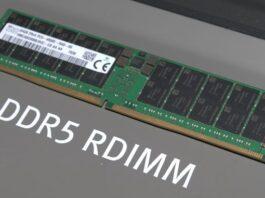 Первые модули DDR5-4800 объемом 64 ГБ от SK Hynix