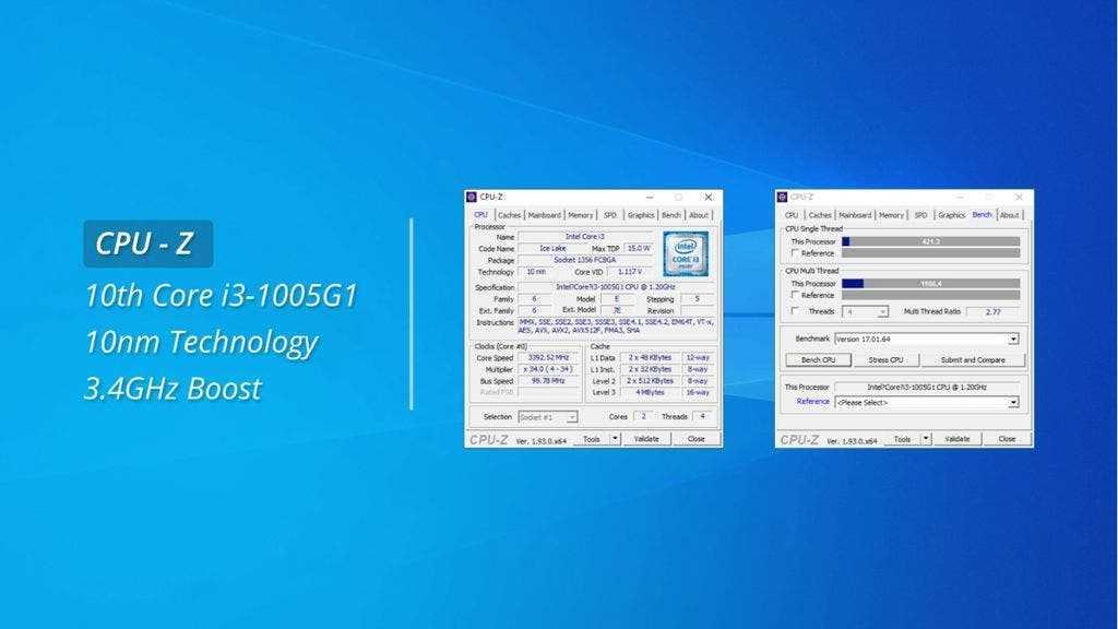 Подробные тесты производительности для CHUWI CoreBox Pro