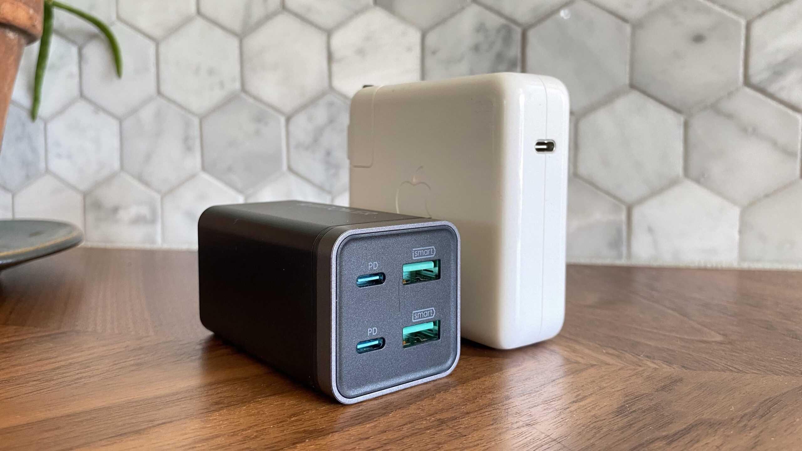 Практическое руководство с 4-портовым настольным зарядным устройством USB-C RAVPower 65 Вт [+ 30% off]