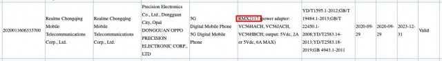 Realme RMX2117 на китайском 3C