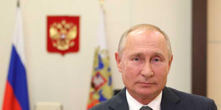 Путин рекламирует второе сомнительное одобрение бездоказательной вакцины от COVID-19