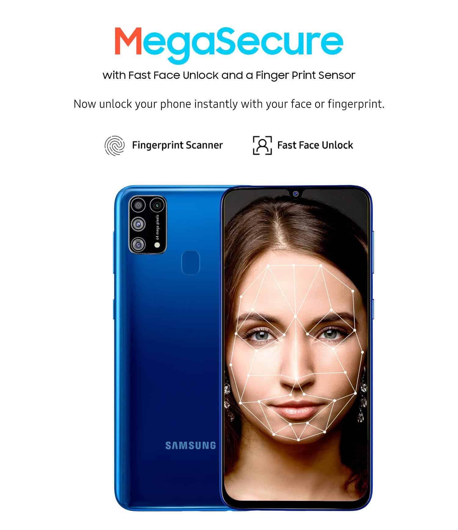 Samsung Galaxy M31 Prime выпущен с огромной батареей