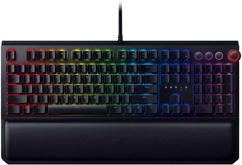 Механическая игровая клавиатура Razer BlackWidow Elite