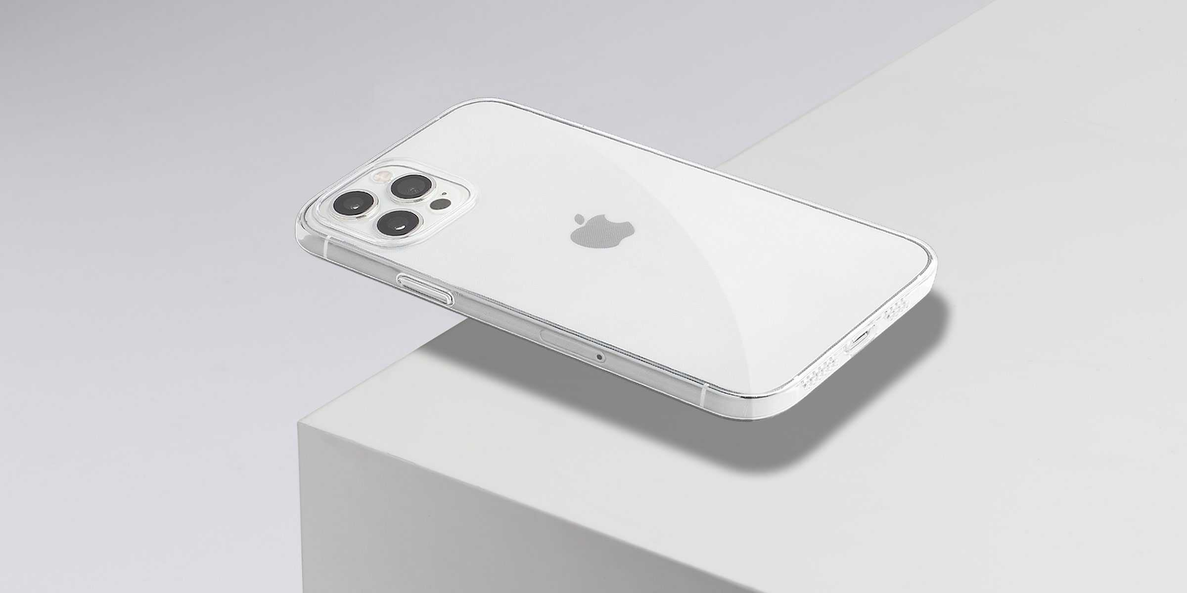 тонкие чехлы для iPhone 12