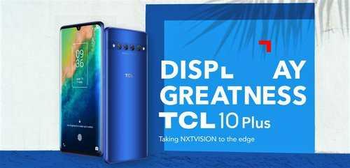 TCL 10 Plus / фото производителя