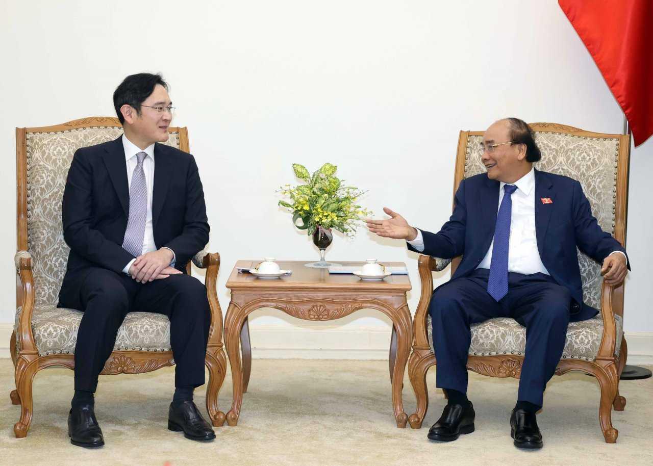 Вьетнам требует участия Samsung в производстве чипов