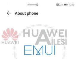 Вот некоторые детали интерфейса EMUI 11 Huawei Mate 40 Pro.