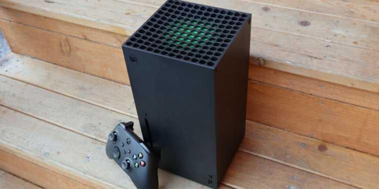 Выпуск Xbox Series X: неограниченный предварительный просмотр