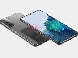 Samsung Galaxy S21 / фот. OnLeaks